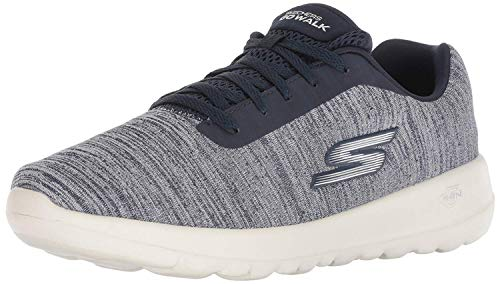 Skechers Performance Women's Go Walk Joy Walking Shoe,navy/white,8.5 W US