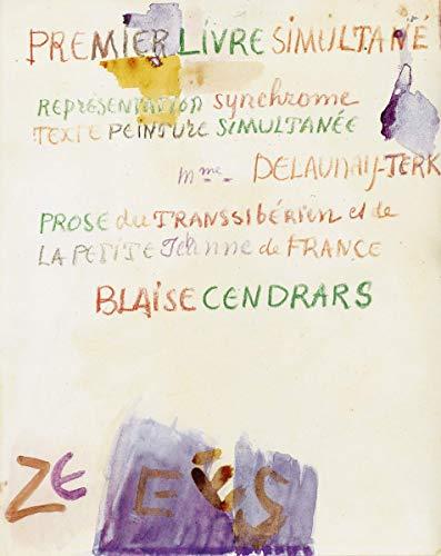 Berkin Arts Sonia Delaunay Giclee Auf Leinwand drucken-Berühmte Gemälde Kunst Poster-Reproduktion Wand Dekoration(Projekte Daffiches für die Simultankonferenz in Sankt Petersburg Paris2) #XFB