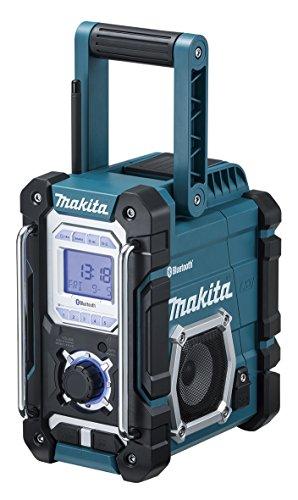 マキタ 充電式ラジオ 青 本体のみ充電器バッテリ別売 MR108