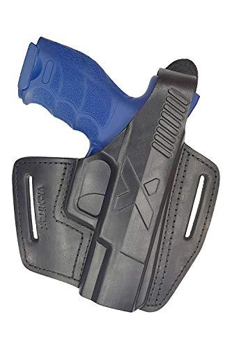 VlaMiTex B5 100% Leder Pistolenholster für Hekler und Koch SFP9 VP9 VP40