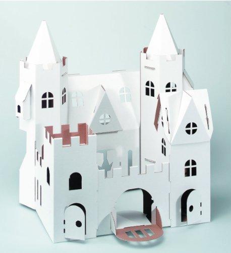 CALAFANT - Märchenschloss zum Basteln und Spielen