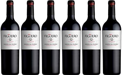 Vinos Figuero (Figuero 12,Vino tinto,vino Ribera del Duero, 4500ml)