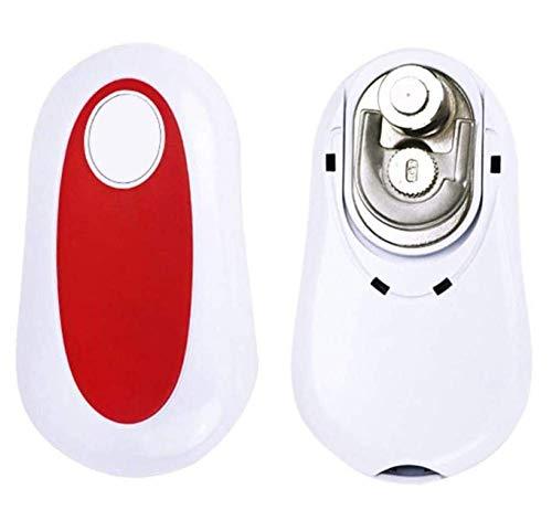 LLSS Ouvre-boîte électrique Outil d'ouverture de boîte Facile réglable, ouvre-Pot Automatique à Une Touche, pour Les Personnes âgé