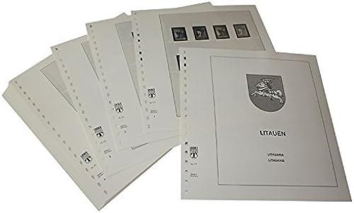 Lindner T Vordruckbl er T177 Litauen - Jahrgang 1990 bis 2005