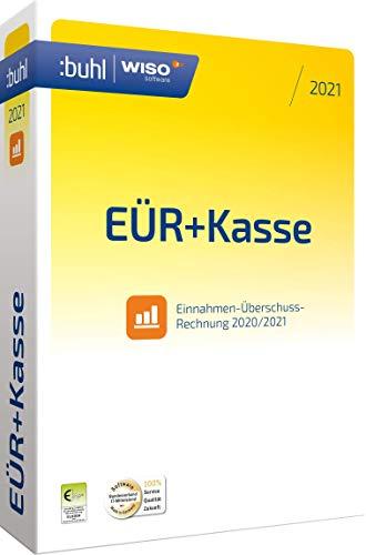 WISO EÜR+Kasse 2021: Die Software für eine praktische Einnahmen-Überschuss-Rechnung