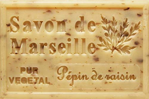 Duftseifen aus Marseille 125 Gramm Packung (10 Seifen) (tresterbrand)