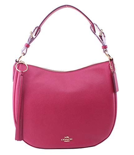 Coach Sutton Hobo in Polished Pebble Leather