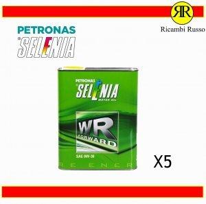 Ricambi Russo Aceite Selenia WR Forward SAE: 0W30 ACEA C2 Euro 6 litros 5