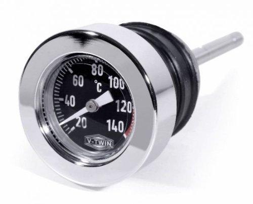 Öltemperatursonde für Harley Twin Cam Softail, Thermometer (Celsius)