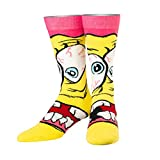 Odd Sox Unisex Spongebob Squarepants Grossbob Socks Multi