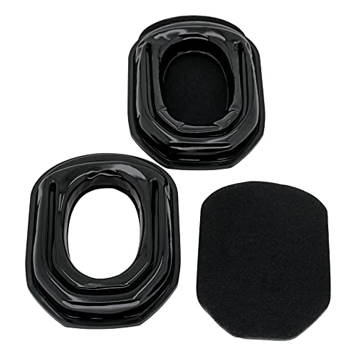 Tactical Electronic Silicone Earmuffs Gel Ear Pad Replacement Pads Compatible With Walker's Razor Earmuffs