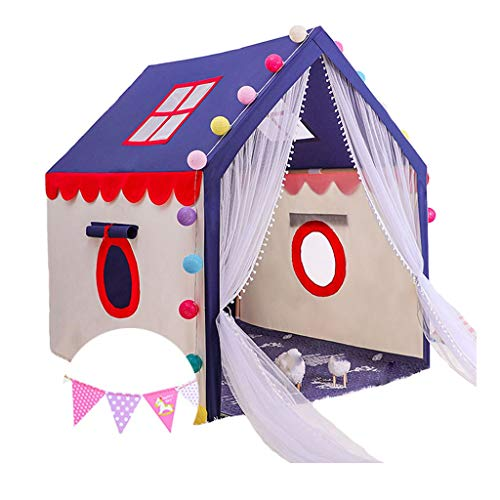 Tiendas de Niños Tienda De Niños para Niños, Niños Y Niñas Tienda De Juegos para Niños, Amplios Y Cómodos, Materiales Ecológicos, 100x126x136cm (Color : PVC, Size : Style 1)