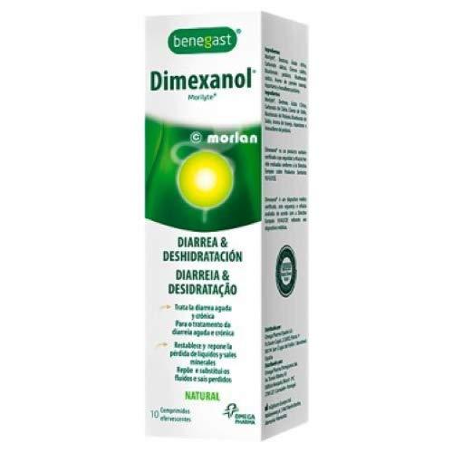 BENEGAST Dimexanol Benegast 10Comp. Efervescentes 200 ml