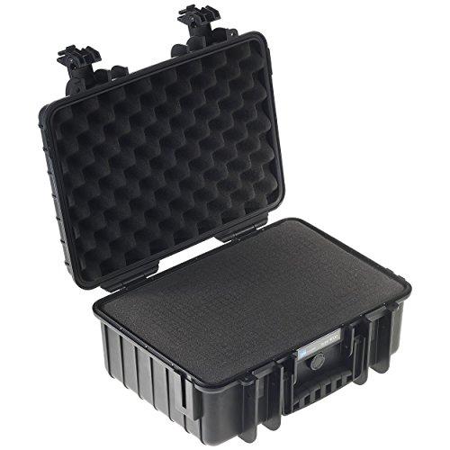 B&W outdoor.cases Typ 4000 mit Würfelschaum (SI) - Das Original