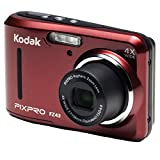 Best Digital Cameras - Kodak PIXPRO Friendly Zoom FZ43-RD 16MP Digital Camera Review