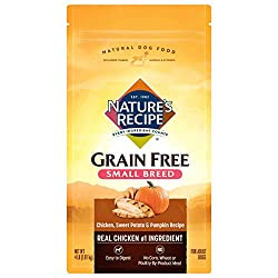 Nature's Recipe Grain-Free Small Breed Dog Food