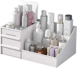 Salandens Organizador de Maquillaje, Caja organizadora de maquillaje, caja de plástico para maquillaje, caja organizadora ...