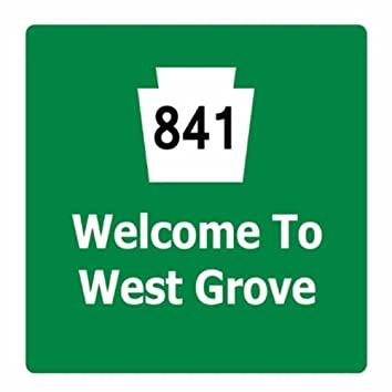 841 (Welcome to West Grove)