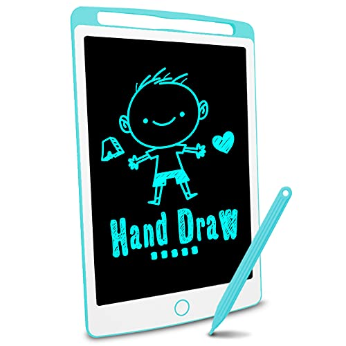 Big side Richgv LCD Writing Tablet, 10 Inch bright colorful Electronic...