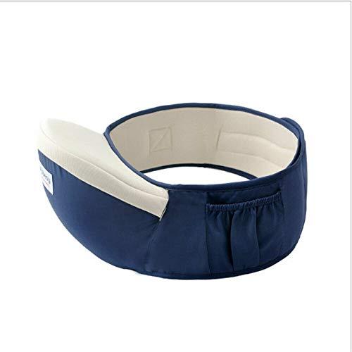 Bolsa portabebés Taburete de cintura Walker Sling Belt Kid Infant Hold Asiento de cadera Seguro Delantero Carry Back Carry Best