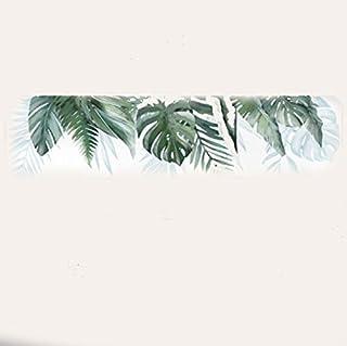 Pegatinas de aire acondicionado colgantes, muebles decorados, dormitorio, autoadhesivo, decoración del hogar, habitación, etiqueta de la pared, 136 x 46 cm