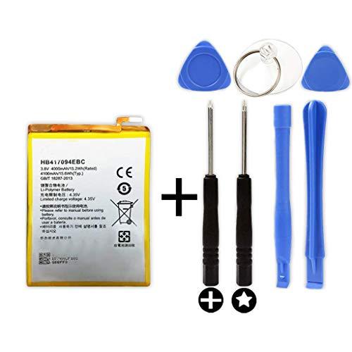 Bateria Huawei Ascend Mate 7 + Kit Herramientas/Tools   HB417094EBC   4000mAh