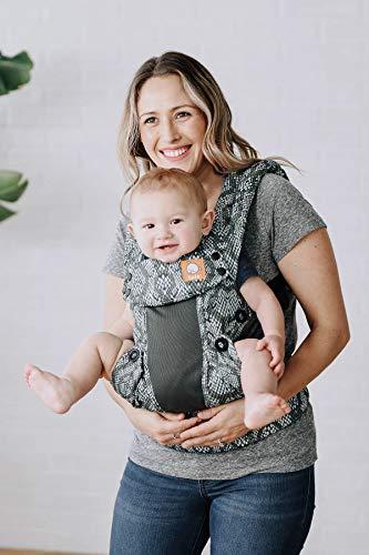 Baby Tula Explore - COAST COBRA - Marsupio regolabile per neonati e bambini, ergonomico, varie posizioni per 3,2-20,4 kg