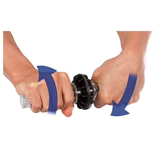 Power-Flexor Hand, Arm und Schultertrainer, mit einstellbarem Widerstand