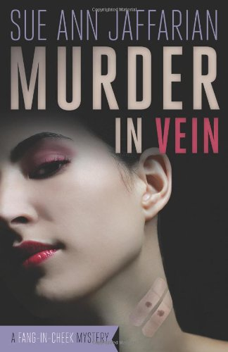 Image of Murder in Vein (A Madison Rose Vampire Mystery (1))