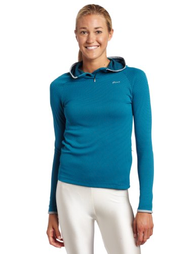 ASICS Damen Jaide Running Hoody, Damen, Zircon, Medium