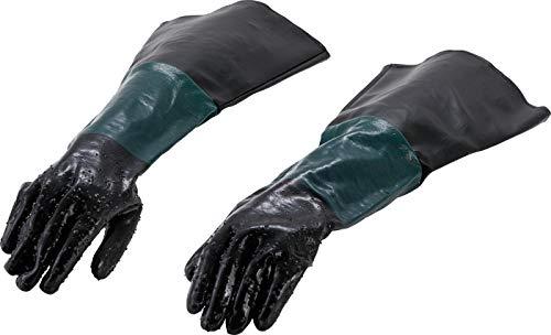BGS technic BGS 8841-2 | Ersatz-Handschuhe | für Druckluft-Sandstrahlkabine | für Art. 8841