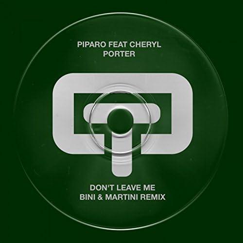 Piparo feat. Cheryl Porter
