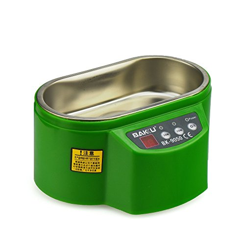 Assistenza Manutenzione Vaschetta Ultrasuoni 30W/50W BK-9050 Digitale