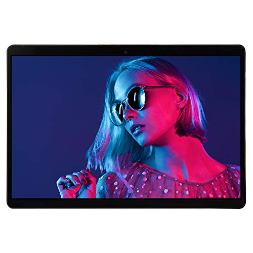 Tablet con teclado Android 9.0 64 GB ROM, 4 GB RAM Tablet 10 pulgadas 4G Wifi Octa-Core,Dual SIM, Dual Cámara Voukou S9 (negro)