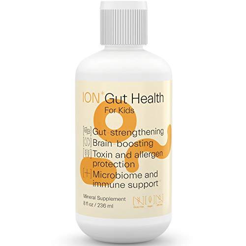 ION*Gut Health for Kids | Promotes Digestive Wellness, Strengthens Immune Function, Alleviates Gluten Sensitivity, Enhances Mental Clarity | (8 oz. Kids)