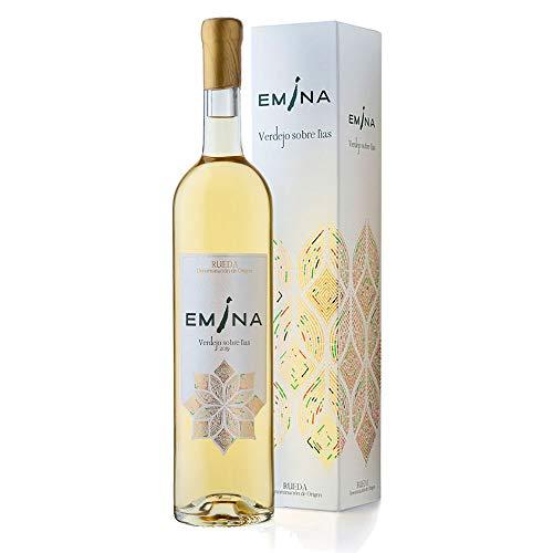 EMINA vino blanco sobre lías 2019. Variedad Verdejo (D.O. Rueda). 1 Ud. de 150 cl.