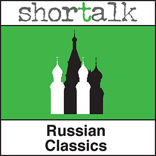 Shortalk Russian Classics audiobook cover art