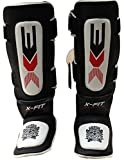 3X Professional Choice Shin Instep Guard MMA Almohadillas para piernas...