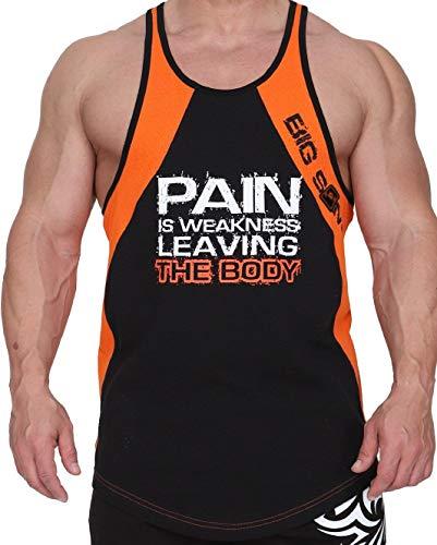BIG SM EXTREME SPORTSWEAR Debardeur Musculation Tanktop Musculation 2290