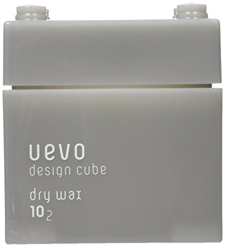 UEVO Design Cube Dry Wax 80g Demi