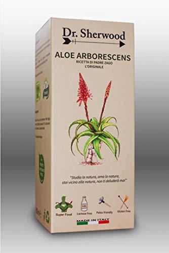 Aloe Arborescens ''Ricetta di Padre Zago'' L'Originale