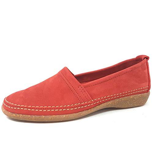 ACO Shoes Cindy Größe 41 EU Rot (mittelrot)