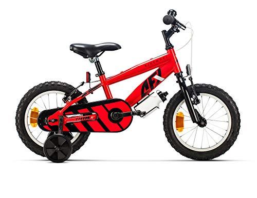 AFX Bicicleta Infantil 14' Rivendel, Color rojo