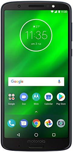 Moto G6 Plus (Indigo Black, 6+64 GB)