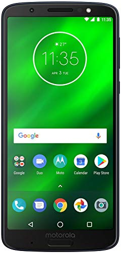 Moto G6 Plus (Indigo Black, 6+64 GB)