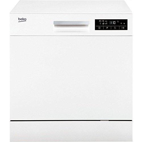 Beko DTC36810W Encimera 8cubiertos A+ lavavajilla - Lavavaji