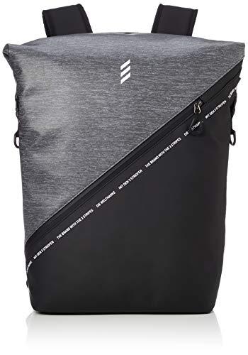 [アディダスゴルフ] ADICROSS ヘザーバックパック HFF77 ブラック One Size