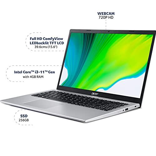 Acer Aspire 5 Intel Core i3 11th Generation 15.6