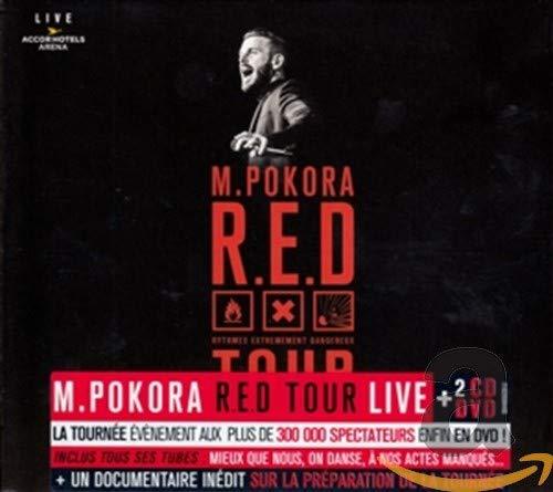 R E d Tour/Live a l'Accorhotel Arena