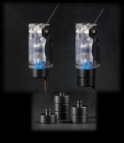 Delkim D-Stak Weight - Gewichte für Delkim Nitelites (6 x 5g)